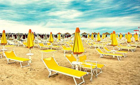 Le vacanze in Riviera Romagnola